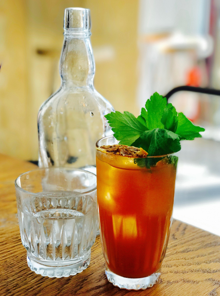 Cocktail Of The Month: Bloody Mary @ Bespoke